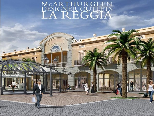 Bluwelcometravel.com - Half Day Caserta La Reggia Outlet